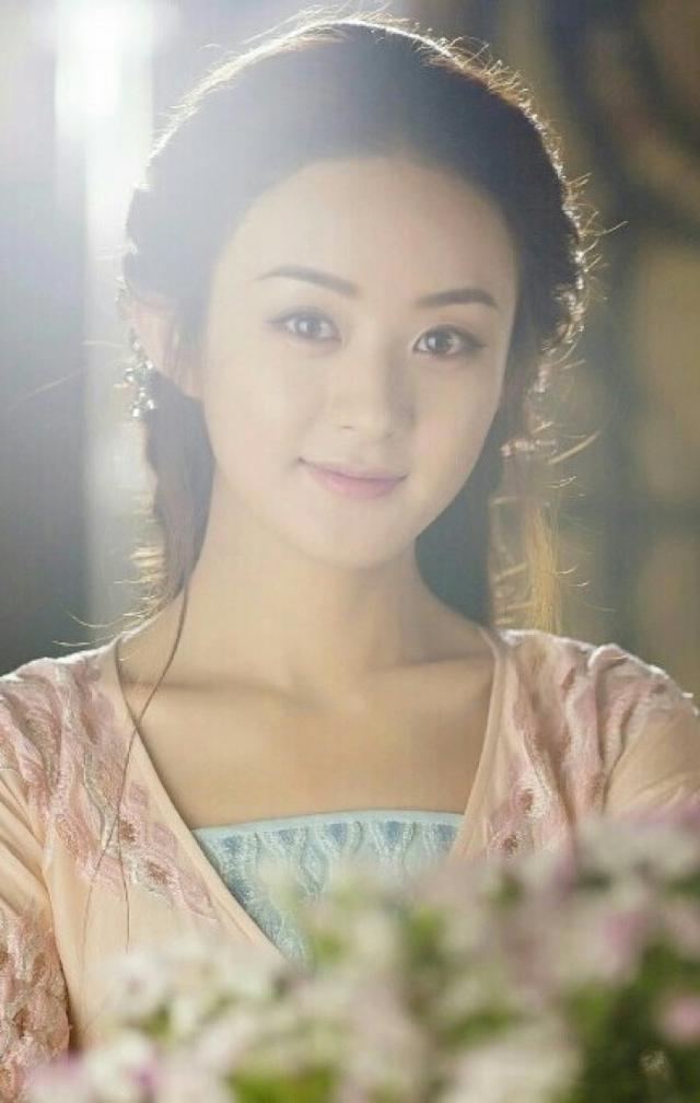 最丑女演员赵丽颖_90后丑女仿妆成楚乔赵丽颖, 最后网友直呼眼瞎了!