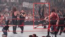WWE十大终结技!绝对最精彩的RKO,倒立RKO,连续KO5次