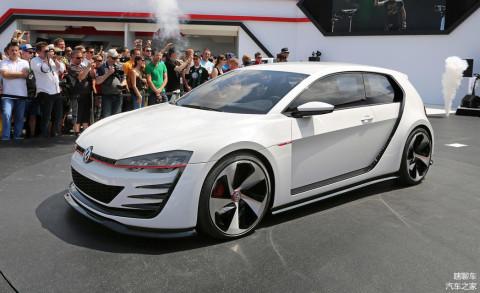 高尔夫gti w12概念车是目前为止世界上最快的高尔夫,6.