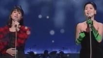 难道一见: 邓丽君和她的日本情敌同台唱日语版《爱情故事》,婉转动人,绝世好歌