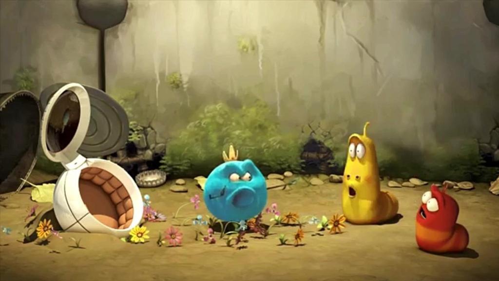 爆笑虫子: 欺负外星人是不行的,会挨揍的