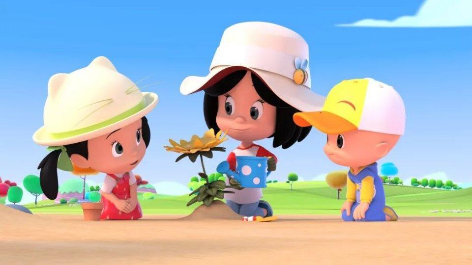 動畫《克蕾歐與小酷》定檔央視少兒新春檔 1月17日起播出