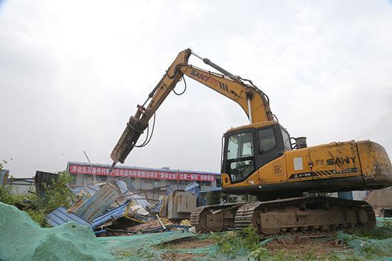 北京: 留白增绿 万泉寺村棚户区改造启动