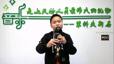 葫芦丝独奏太阳独龙族民歌曲谱分析讲解高清