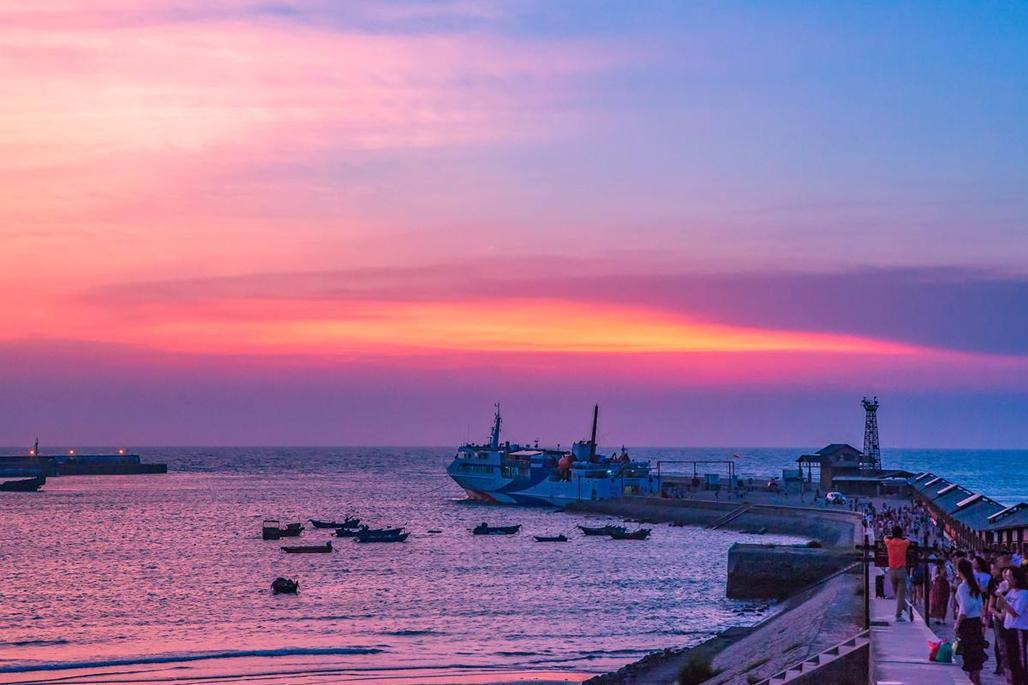 中国最适宜居住的海滨城市, 年均温23度, 还是著名长寿之乡(图2)