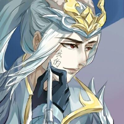 [多图慎点]王者荣耀唯美情侣头像