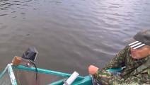 钓鱼几十年,从没见过这个钓法,钓大鱼好像很好使