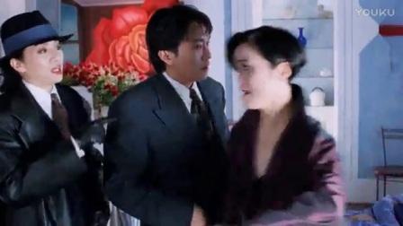 原来周星驰《美人鱼》里邓超跳舞一段,是从他以前这个电影里抄的
