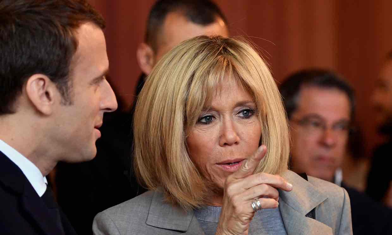 法国总统马克龙美丽继女: 你们是在嫉妒我妈妈