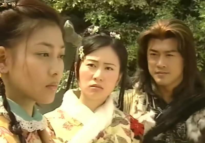 打开 打开 再生缘孟丽君tvb怀旧经典 叶璇开始怀疑林峰的真正身份图片