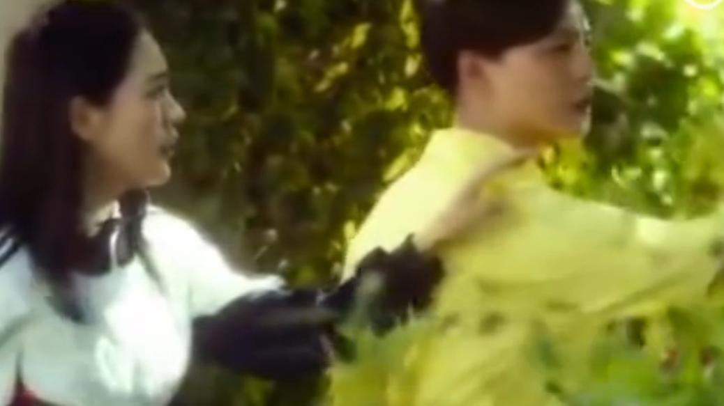 尹正和王智在《夏洛特烦恼》中演的好好笑