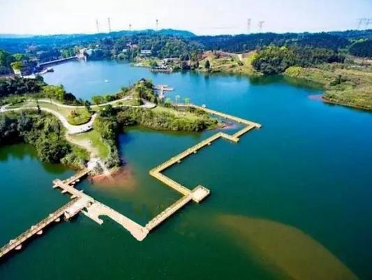泸州纳溪千岛湖