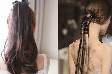 女生长发发型扎法diy 让你瞬间变得美丽动人