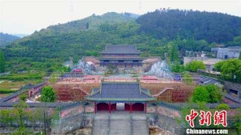 太乙道教文化风景区