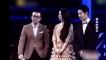 涂磊节目上向女嘉宾示爱,评委被女嘉宾的笑电到了。