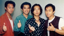 1991生命接触《光辉岁月》这是黄家驹最真实的声音!祈祷世界平安