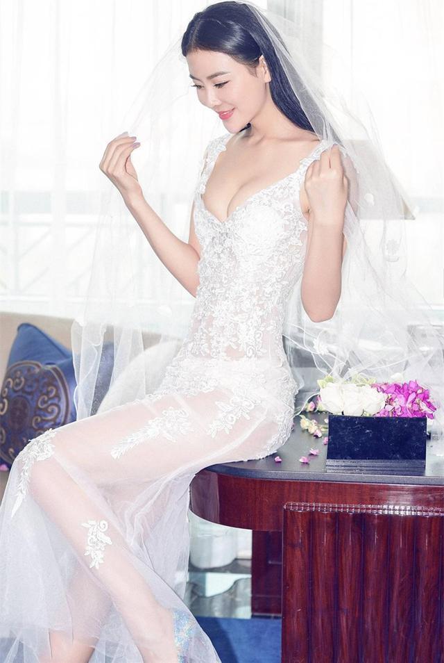 【浪漫婚纱素材篇】蕾丝薄纱新娘 - 浪漫人生 - .