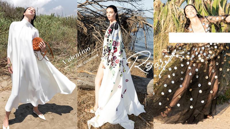 2021早春服装: 困境下重生, Valentino赋予「度假」崭新诠释