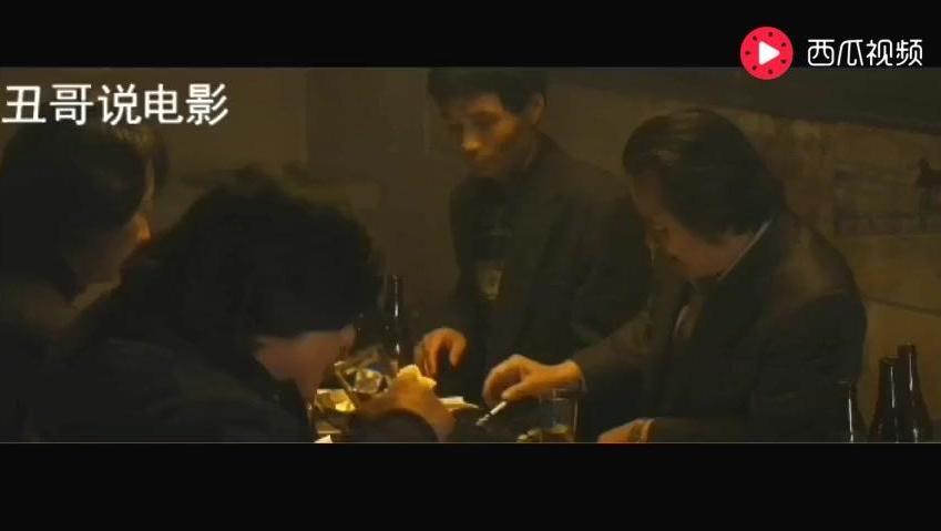 韩国版教父,男人处世圣经,看一个男人如何从公务员做到黑帮教父