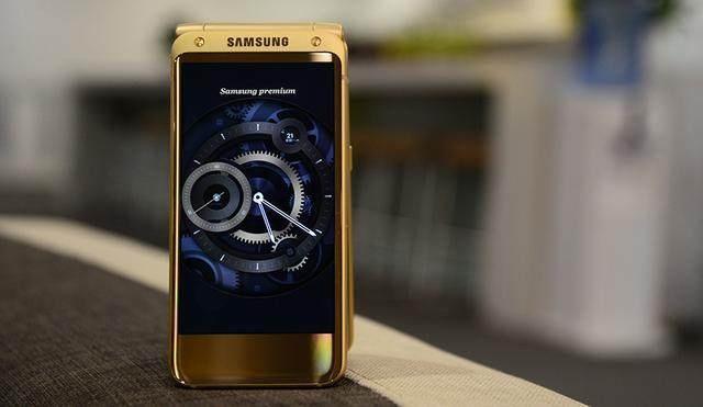 三星w2018,最近一款型号为sm-g9298的翻盖手机开始入网工信部,据了解图片