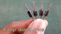 教你使用电风扇电容器为12电池充电