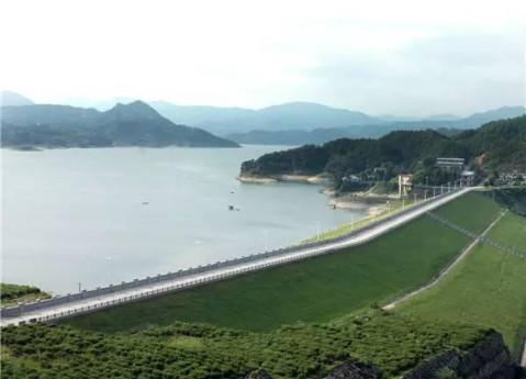 蕲春大同水库上榜国家级水利风景区, 快来看看航拍视频!