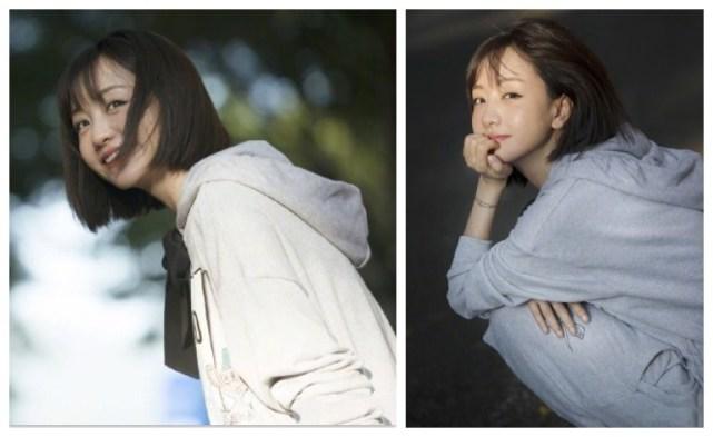 35岁女星素颜比拼, 谢娜好憔悴, 杨蓉似18岁少女