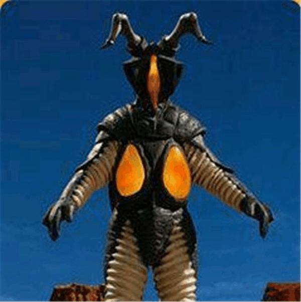 """""""宇宙恐龙""""杰顿, 第一个打倒奥特曼的怪兽!"""