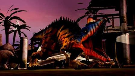 掠食者鳄★恐龙公园 打开 疯狂动物园侏罗纪公园 收集恐龙蛋任务 广告