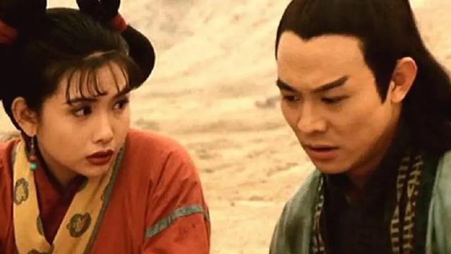 王晶的《倚天屠龙记》续集,张无忌在大都找到的赵敏是徐冬冬?