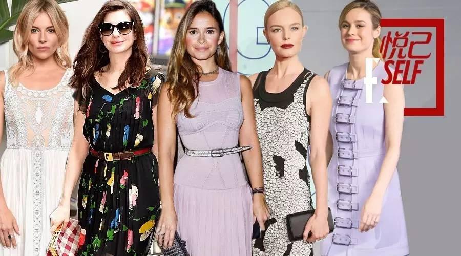 戛纳女星们不走红毯时在穿什么? 她们纷纷秀出这些时髦款 40
