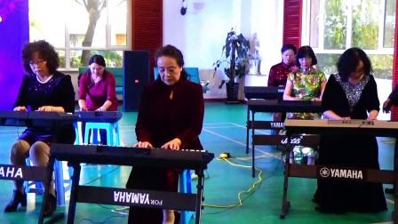 电子琴演奏-小星星变奏曲