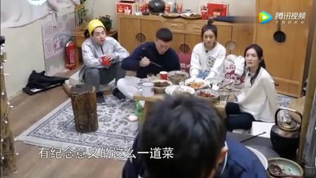 舌尖上中国: 孙红雷喜欢上黄磊的赛螃蟹,赵丽颖刚吃一口表情亮了