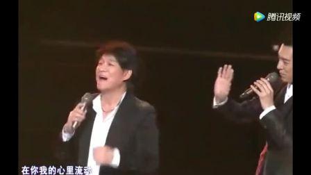胡歌靳东李宗盛周华健《真心英雄》胡歌《相亲相爱》被演员耽误的歌手