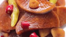 《1分钟教你做大厨》原来酱萝卜泡菜是这样做出来的!