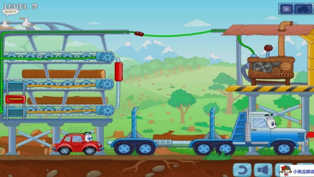 汽车总动员 闪电麦昆趣味小汽车 汽车总动员拖车 车车王国 小汽车的太空梦
