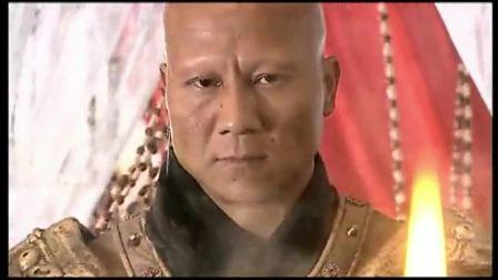 薛仁贵传奇: 薛仁贵摆龙门阵对付铁世文, 铁世文大败而逃