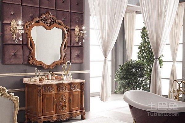 欧式浴室柜品牌推荐