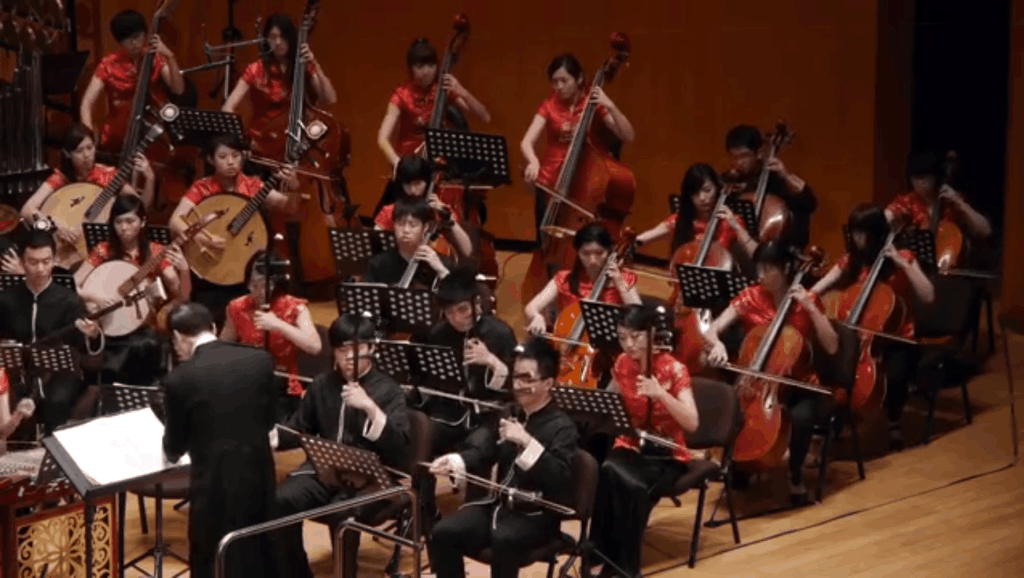 春节序曲2 民乐合奏