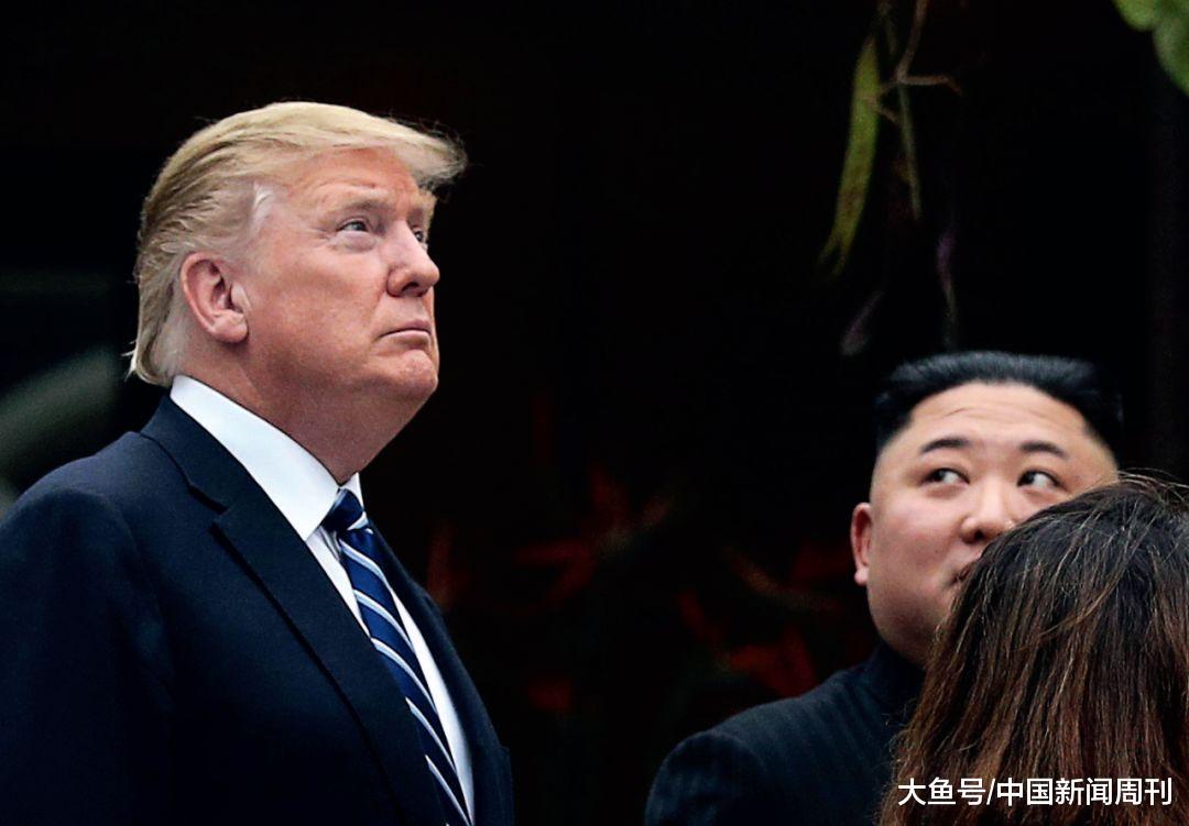 """特朗普撤销对朝新制裁, 可不是只因为""""喜欢金正恩"""""""