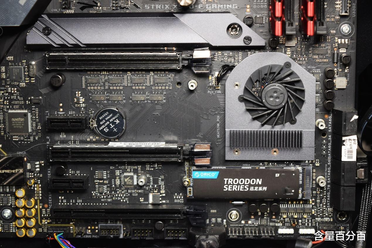 RAID模式开启, 性能可翻倍的ORICO 迅龙SSD 500G装机评测