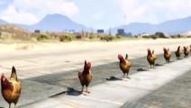 残忍测试!你猜一颗狙击枪子弹能打死几头牛和几只鸡?