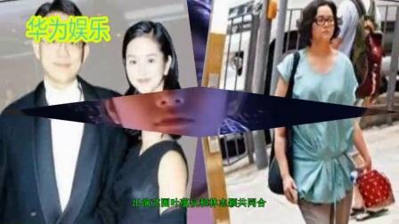 林志颖初恋,当红时嫁渣男被抛弃,今44岁爆肥似大妈!