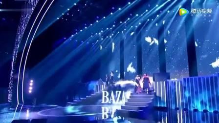 小时代四姐妹同台演唱《时间煮雨》,台下还有鹿晗和小包总!