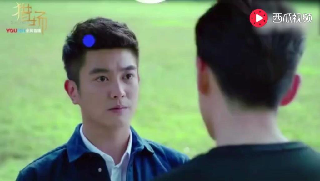 《猎场》花絮: 胡歌和杜江对戏,看见杜江的大眼睛胡歌就开笑!