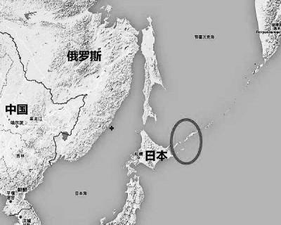 日本要求俄罗斯归还北方四岛, 普京当着安倍的面说了一句狠话