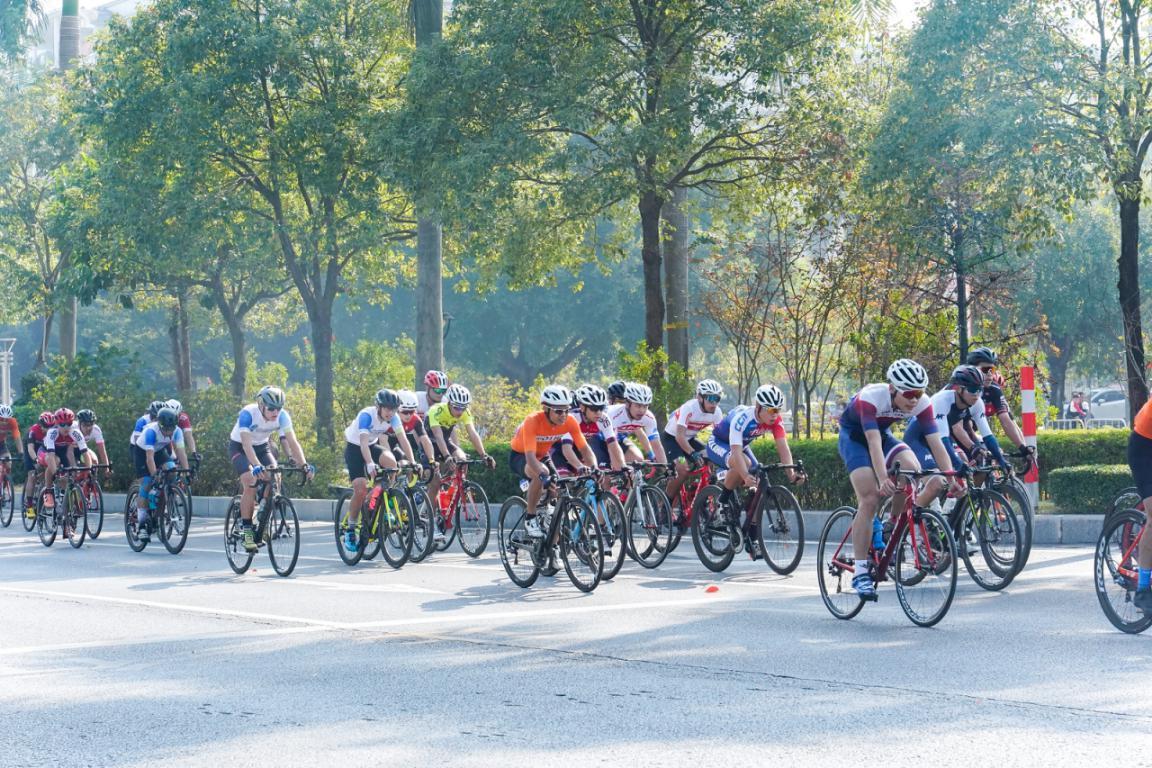 环大湾区自行车赛23日走进惠州罗浮山