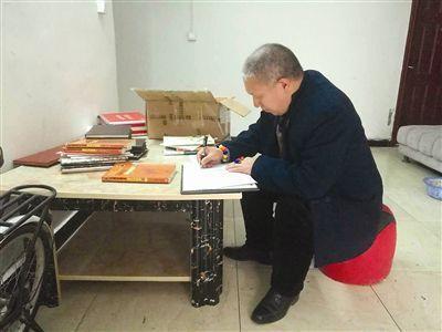 """边打工边研究数学 """"农民数学家""""出版15本著作"""