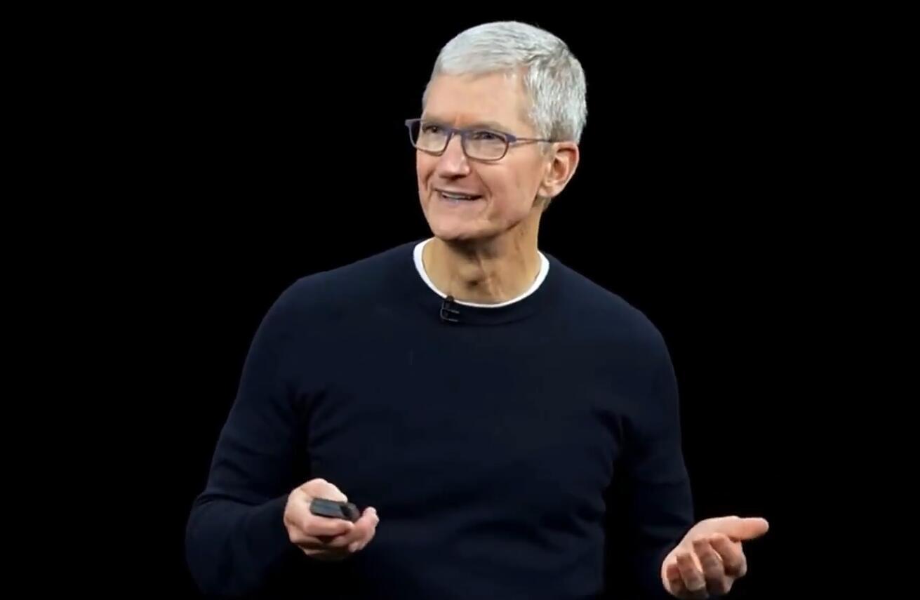 苹果为了向中国市场的消费者妥协,并不是
