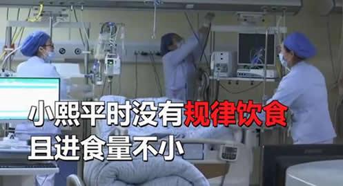 17岁少女暴饮暴食2个月重30斤, 呼吸困难进ICU(图4)
